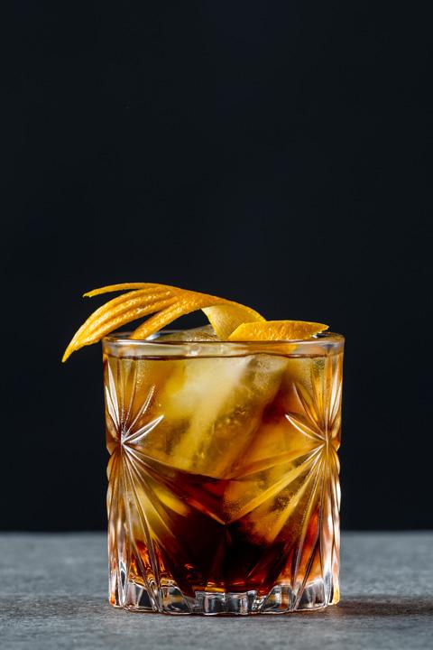 Martin Silver - Cocktail Meyer's Gin