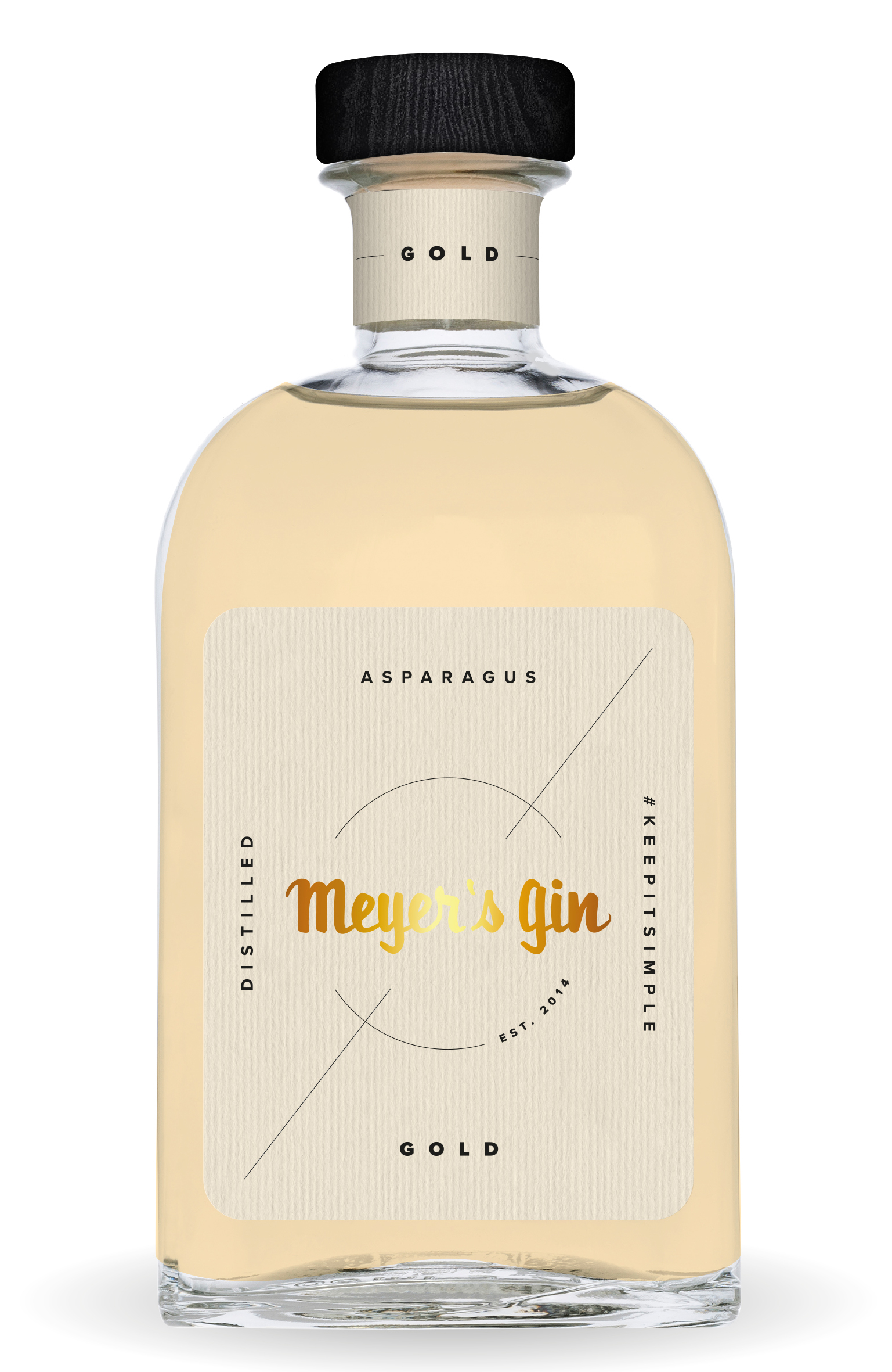 Meyer's Gin Gold