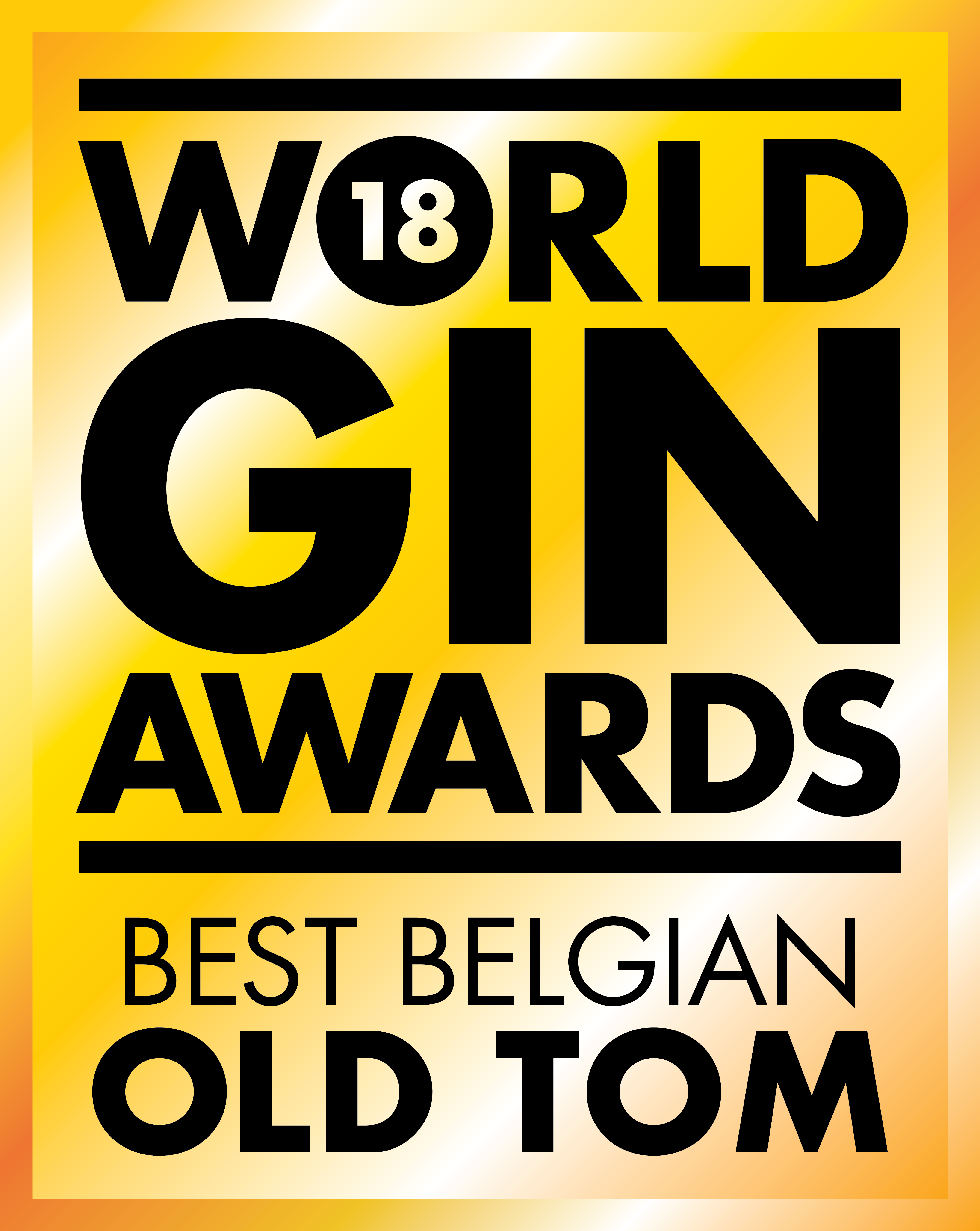 World Gin Awards 2018 - Best Old Tom