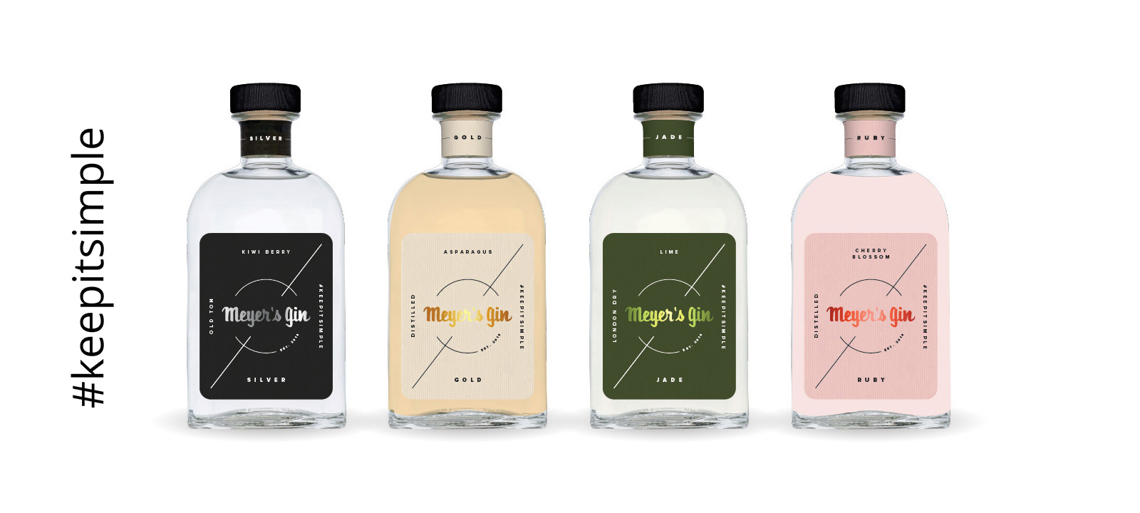 Meyer's Gin Home | Discover Our Gins | - Meyer's Gin